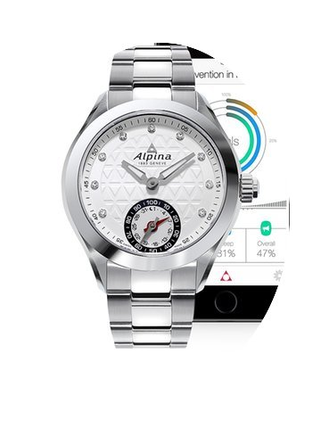 Alpina Smartwatch Collection Horological...