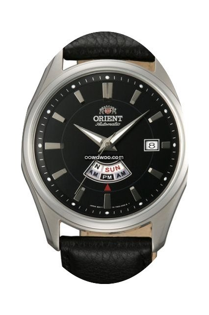 Orient FFN02005B men's automatic watch...