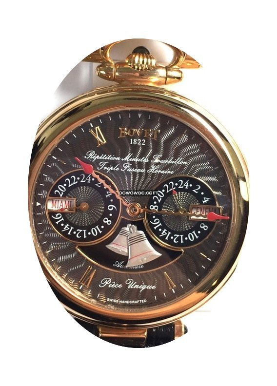 Bovet Amadeo Grand Complications Fleurie...