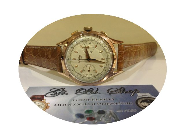 Wyler Vetta Chrono Gold / oro manual vin...