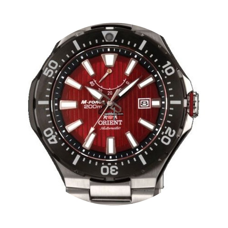Orient AIR DIVERS DELTA M-FORCE SEL07002...