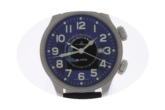 Zeno-Watch Basel Oversized Pilot Alarm N...