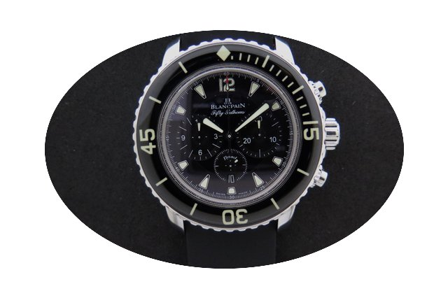 Blancpain Fifty Fathoms chrono full set...