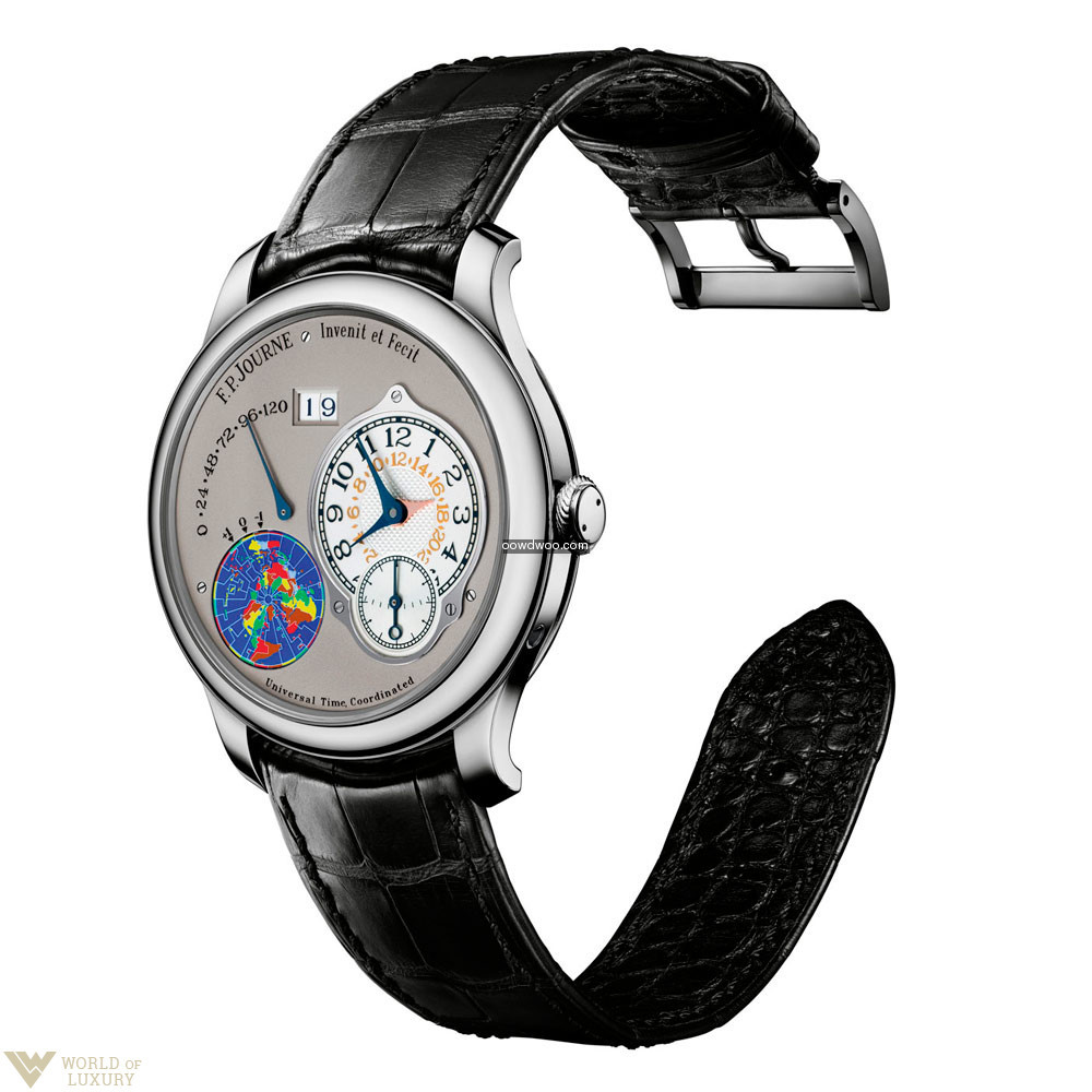F.P. Journe Platinum Men's Watch...