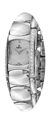 Ebel Beluga Manchette Ladies Watch...