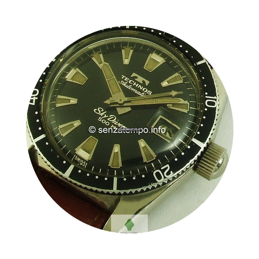 Buy sell pre owned technos watch and timepieces compare technos watches online luxury watches for Technos watches