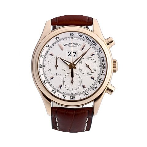 Armand Nicolet M02 Big Date Chronograph ...