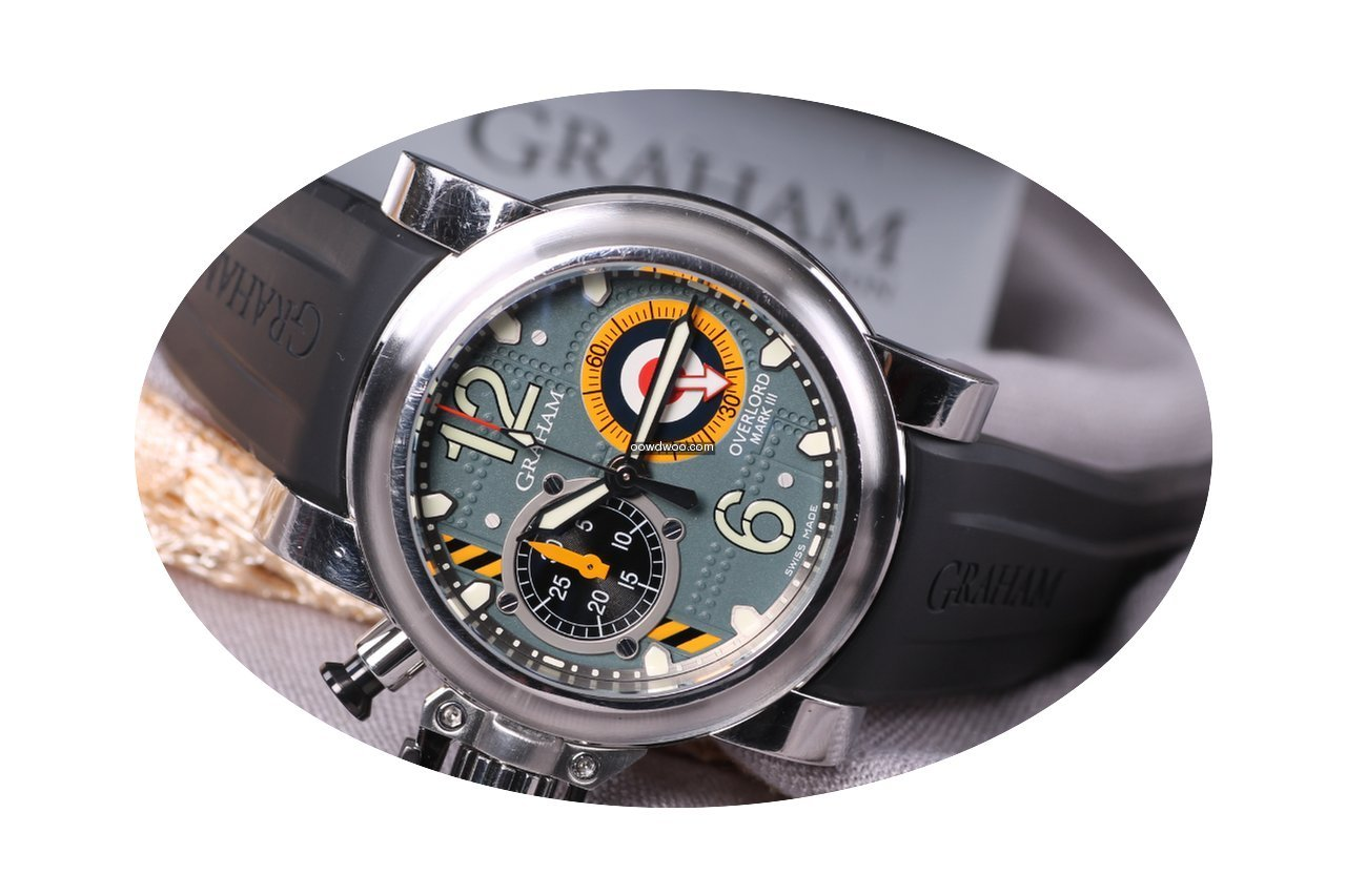 Graham Chronofighter Overlord Mark III L...