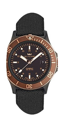Glycine Combat SUB Golden Eye...