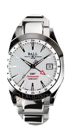 Ball Watch Engineer II Red Label GMT GM2...