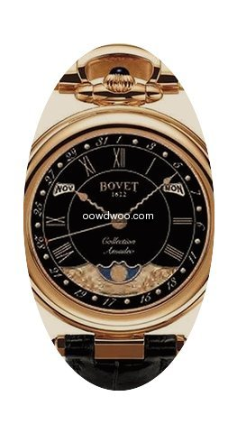Bovet Amadeo Fleurier Complications 42 T...