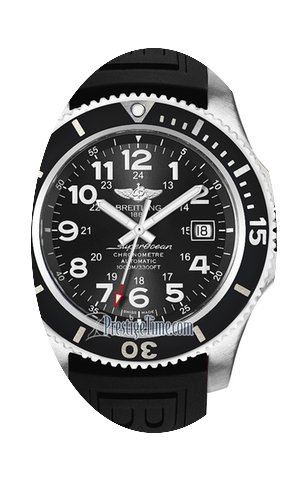 Breitling Superocean II 44 Mens Watch...