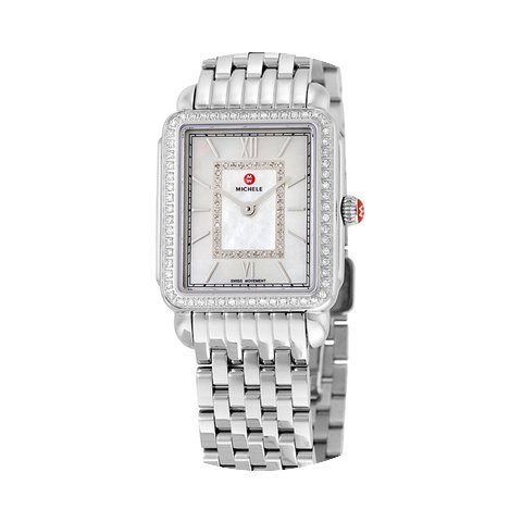 Michele Deco II Mother of Pearl Diamond ...