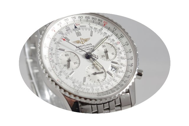 Breitling Navitimer Chronometer Full Set...