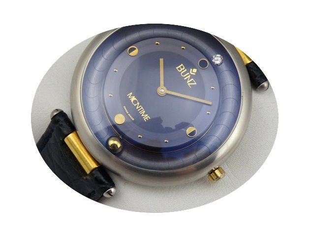 Bunz Moontime Automatic 42 mm - Mondphas...