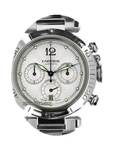 Cartier Pasha Chrono 38 mm art. Ca20...