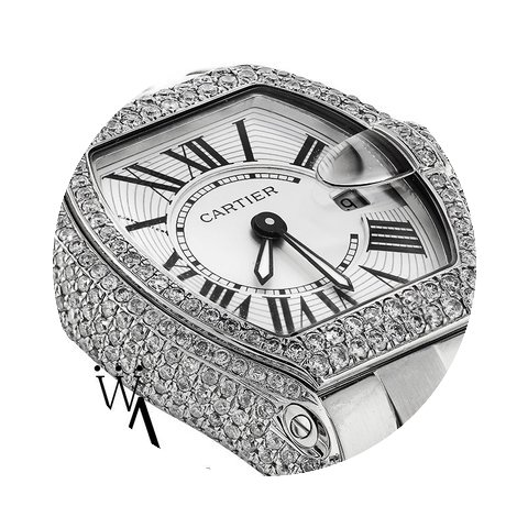 Cartier Ladies Cartier Roadster Small Si...