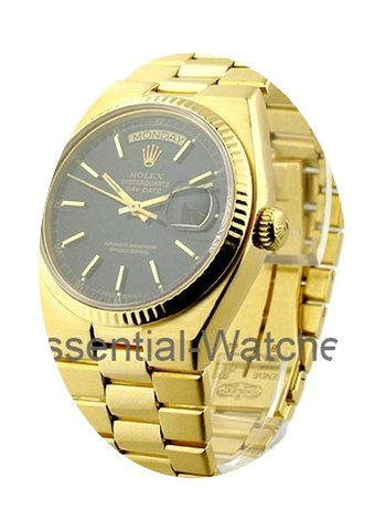 Rolex Used Quartz President Day Date Yel...