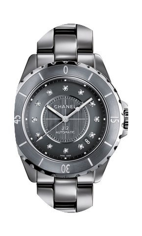 Chanel J12 Automatic 38mm Ladies Watch...
