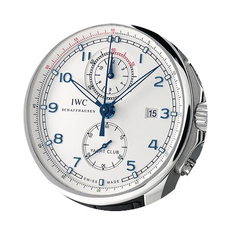 IWC Portuguese Collection Yacht Club Oce...