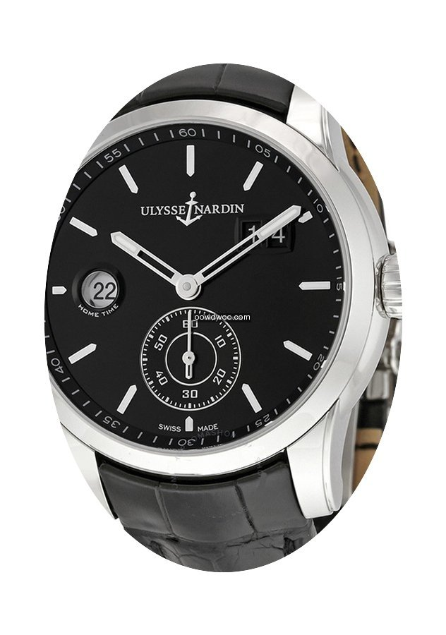 Ulysse Nardin Dual Time Manufacture 42mm...