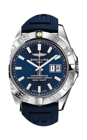 Breitling Galactic 41 Mens Watch...