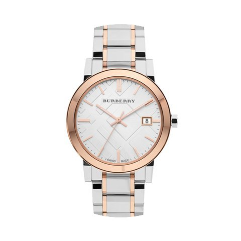 Burberry The City Watch Bu9006...