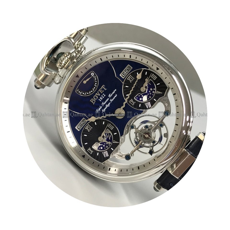 Bovet - Rising Star AIRS525 Tourbillion ...