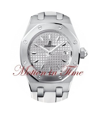 Audemars Piguet Royal Oak Ladies, Silver...