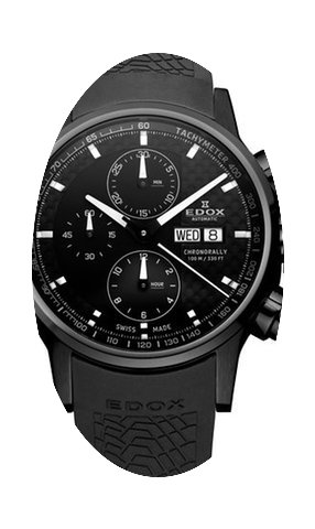 Edox Chronorally Automatic PVD Day/Date ...