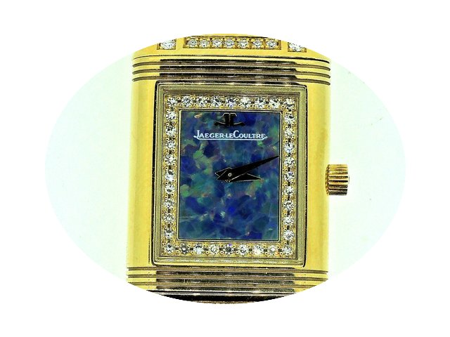 Jaeger-LeCoultre Y/G Lady watch...