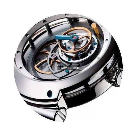 blu Majesty Tourbillon...