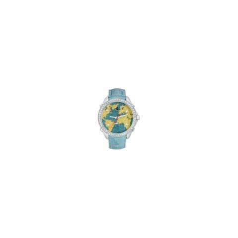 Jacob & Co. Blue Stainless Steel Dia...