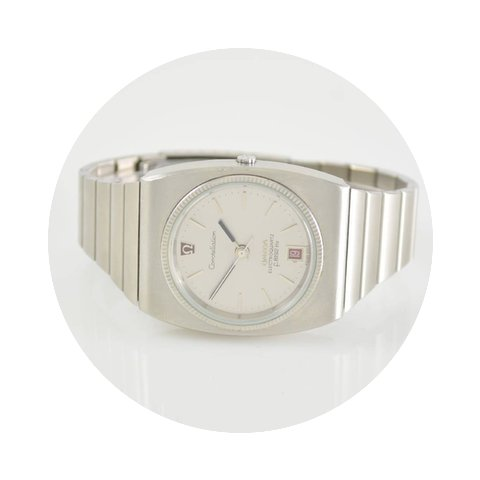 Omega Constellation Electroquartz f8192 ...