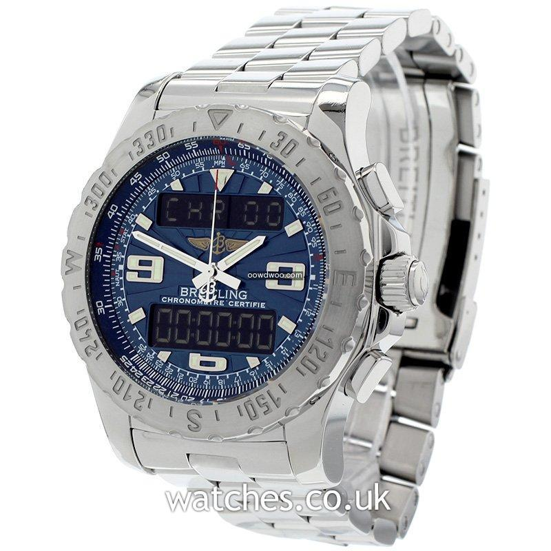 Breitling Airwolf Watch - A7836315 - Ref...
