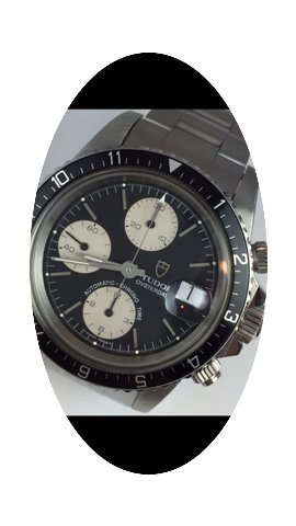 Tudor Big Block Chronograph LC100 Fullse...