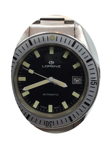 Lorenz New Old Stock 1970's Automatic Di...