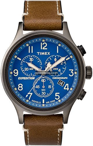 Timex Expedition Scout Chrono TW4B09000 ...