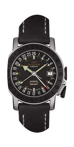 Glycine AIRMAN BASE 17 SPHAIR - 100 % NE...
