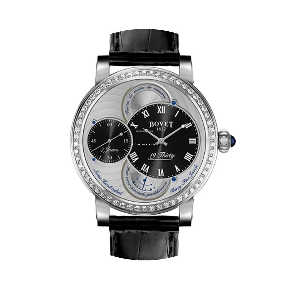 Bovet 19Thirty Dimier Stainless Steel & ...