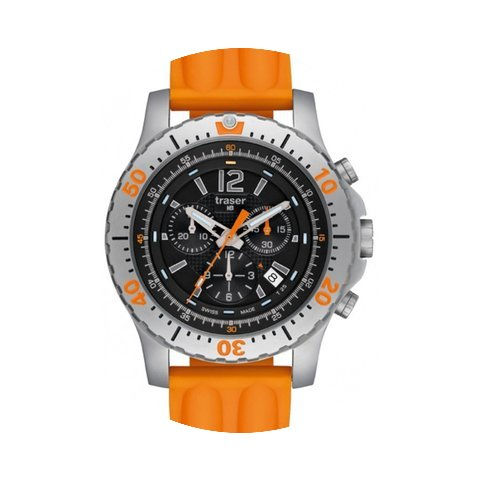Traser H3 Extreme Sport Chronograph mit ...