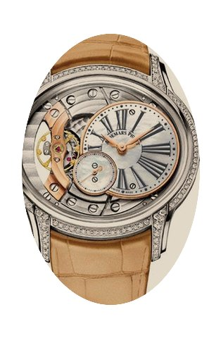 Audemars Piguet Millenary Small Seconds ...