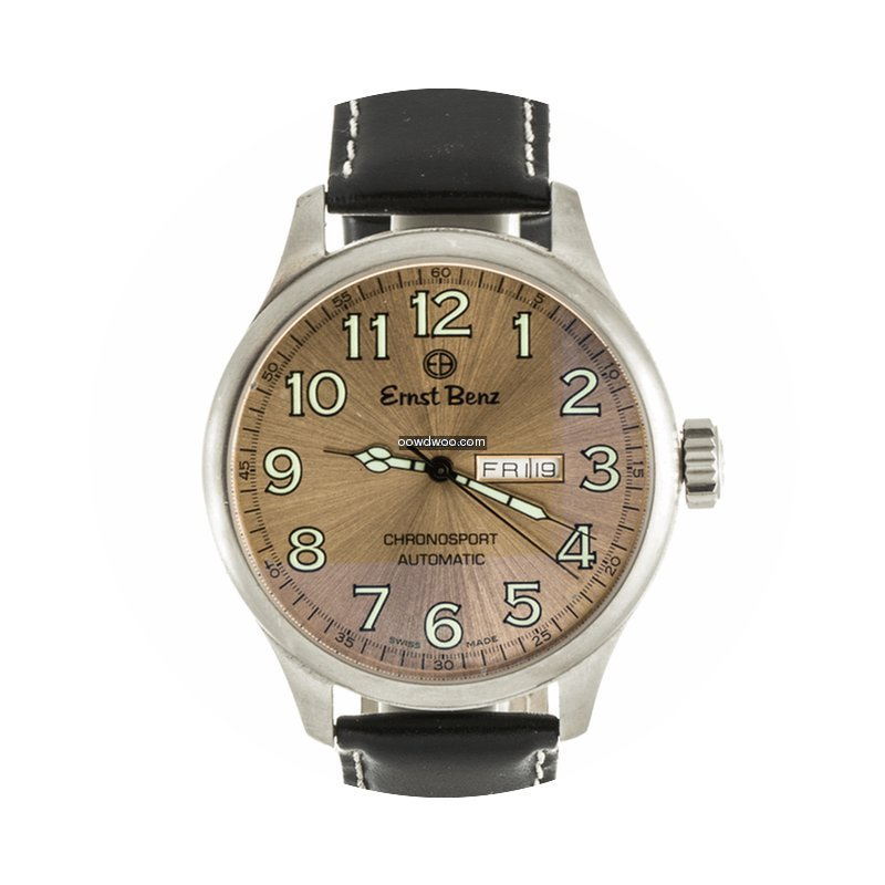 Ernst Benz Chronosport Automatic Watch G...
