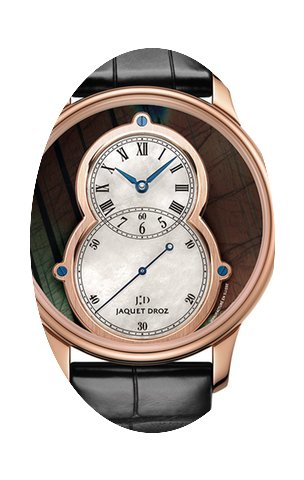 Jaquet-Droz Grande Seconde Circled 43mm ...