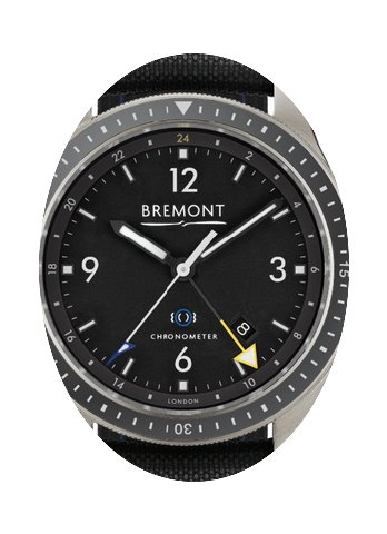 Bremont Boeing Model 1 Ti-GMT...