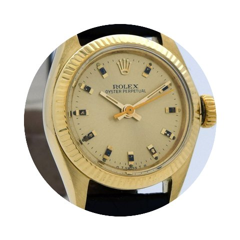 Rolex Oyster Perpetual Ref. 6719...