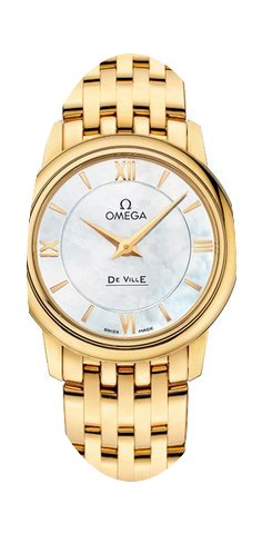 Omega De Ville Prestige 27.4mm Ladies Wa...