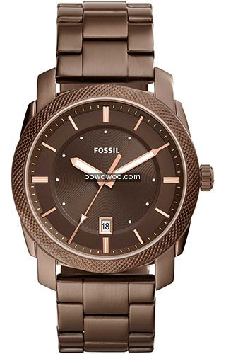 Fossil Machine FS5370 - Fossil Watches...