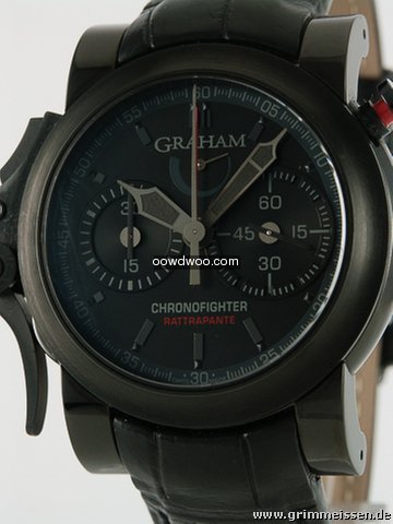 Graham Chronofighter Rattrapante...