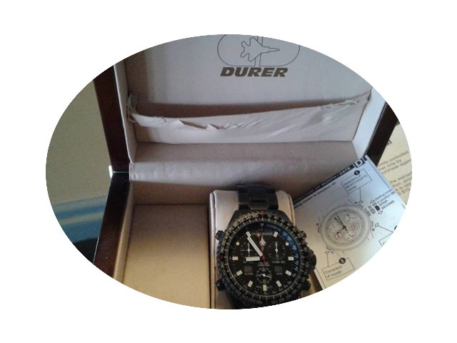 Chase-Durer fighter command alarm chrono...